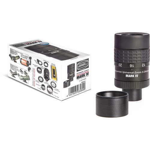 "Alpine Astronomical Baader Hyperion 8-24mm Mark IV Zoom Eyepiece (1.25""/2"")"
