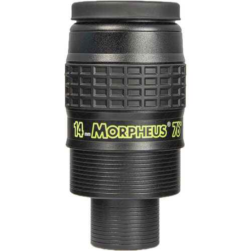 "Alpine Astronomical Baader 76° Morpheus 14mm Eyepiece (1.25""/2"")"