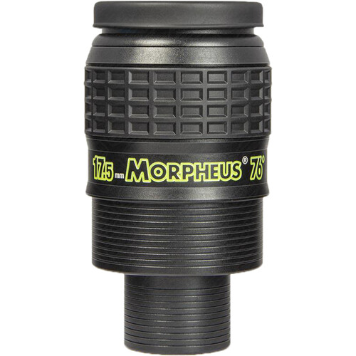 "Alpine Astronomical Baader 76° Morpheus 17.5mm Eyepiece (1.25""/2"")"