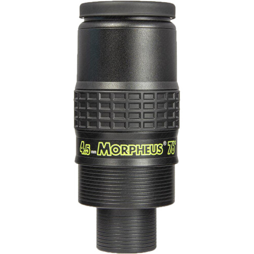 "Alpine Astronomical Baader 76° Morpheus 4.5mm Eyepiece (1.25""/2"")"
