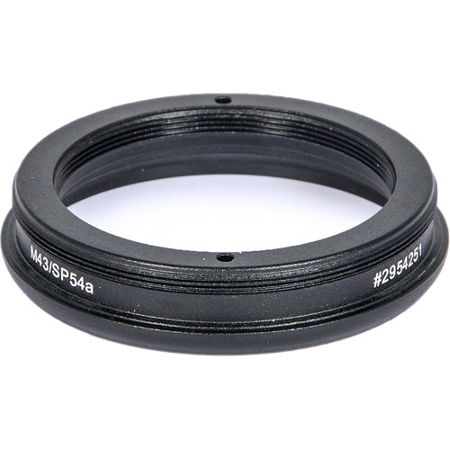 Alpine Astronomical Baader M43-to-SP54 Adapter for Morpheus 76° Eyepieces