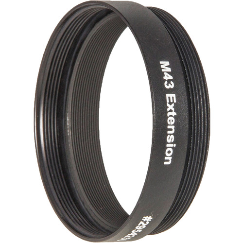 Alpine Astronomical M43 7.5mm Extension Ring for Hyperion and Morpheus Eyepieces