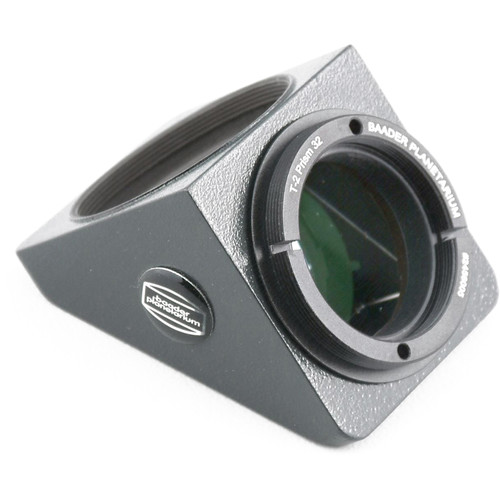 Alpine Astronomical Baader T-2 90° Prism Star Diagonal Housing