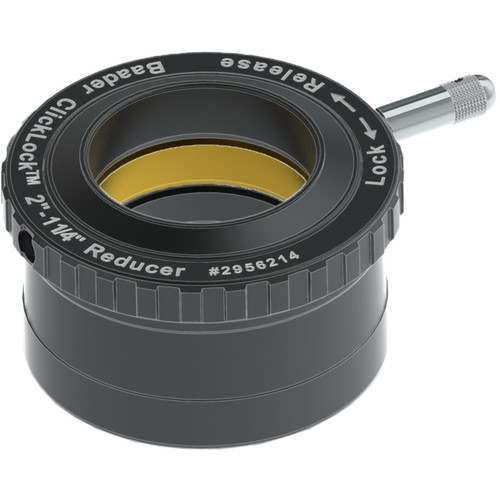 """Alpine Astronomical Baader 2"""" to 1.25"""" ClickLock Reducer Adapter"""