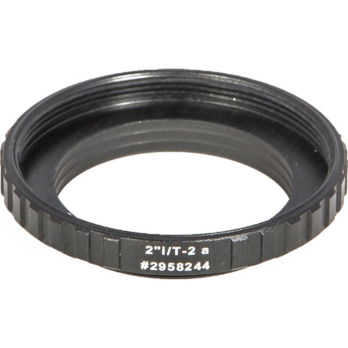 "Alpine Astronomical Baader 2"" Female to T-2 Male Reducer Ring"