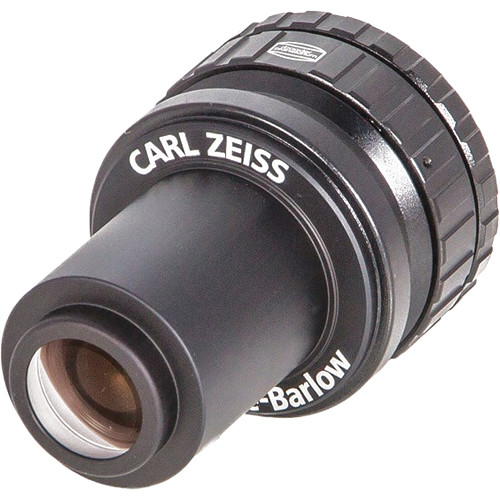 """Alpine Astronomical Baader 2x Carl Zeiss Abbe Barlow Lens (1.25"""")"""