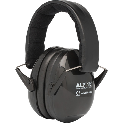 Alpine Hearing Protection MusicSafe Muffy Protective Headphones