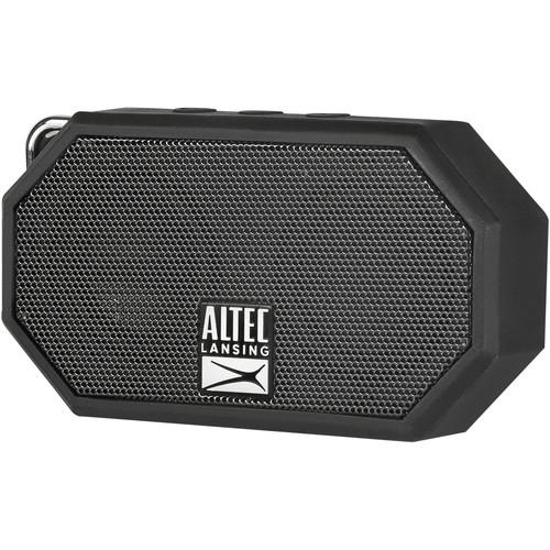 Altec Lansing Mini H2O 2 Bluetooth Wireless Speaker (Black)