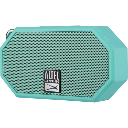 Altec Lansing Mini H2O 2 Bluetooth Wireless Speaker (Mint)
