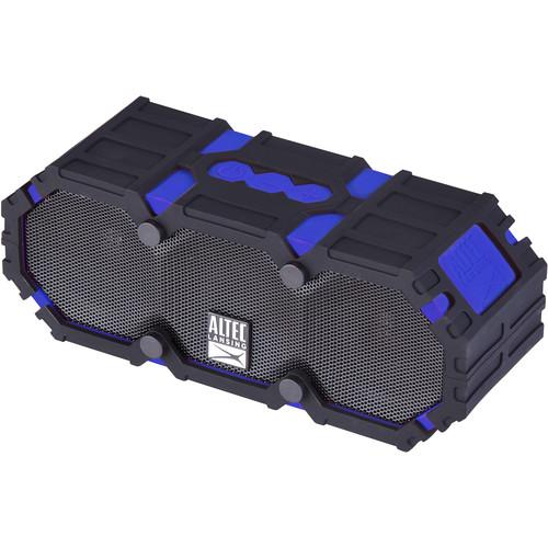 Altec Lansing LifeJacket 3 Bluetooth Wireless Speaker (Cobalt Blue)