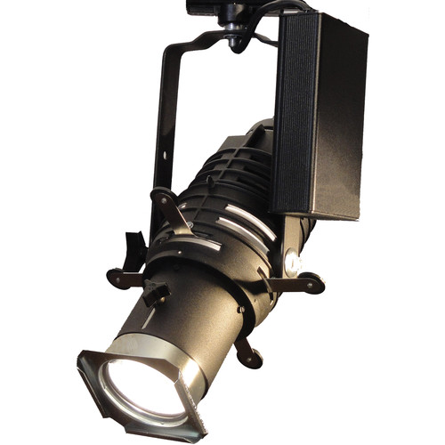 Altman 3.5C CDM Ellipsoidal Spotlight (70W, 18°, Black)