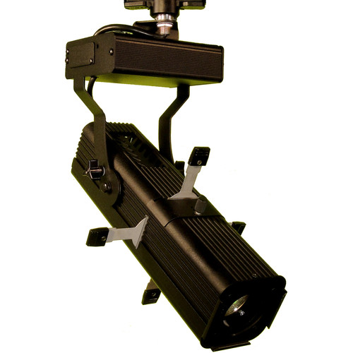 Altman ME4 Plus 3000K LED Ellipsoidal (Black, 277V)