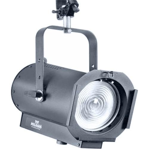 "Altman Pegasus6 2700K LED Fresnel (6"", Silver Enclosure)"