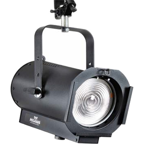 "Altman Pegasus6 3000K LED Fresnel (6"", Black Enclosure)"