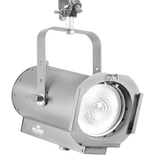 "Altman Pegasus6 3000K LED Fresnel (6"", White Enclosure)"