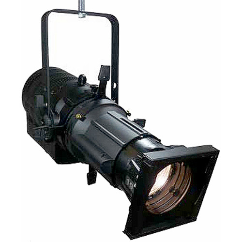 Altman PHX LED - 3K5K 150W Profile Variable Color Temperature LED 5° Spot Fixture (Black)