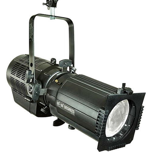 Altman PHX LED 3000 to 5600K 250W Profile 15 to 35° Zoom Fixture (Black)