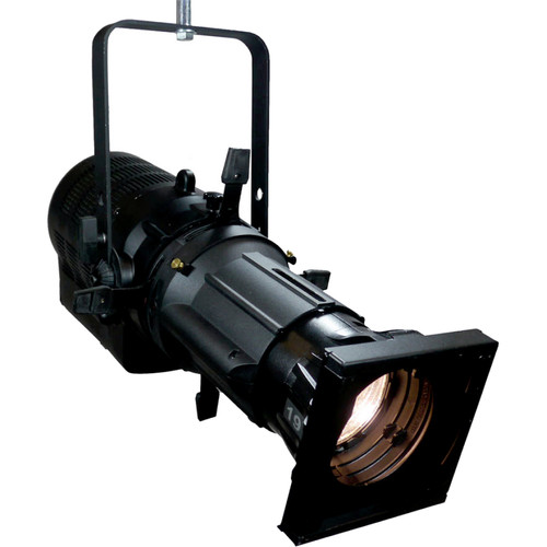 Altman PHX LED Zoom 250W 3000K Ellipsoidal Profile Spot (Black, 30-50°)