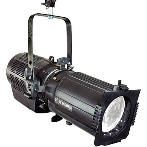 Altman PHX3 RGBL LED Engine 340W Profile 30 to 55° Zoom Ellipsoidal Fixture (Black)