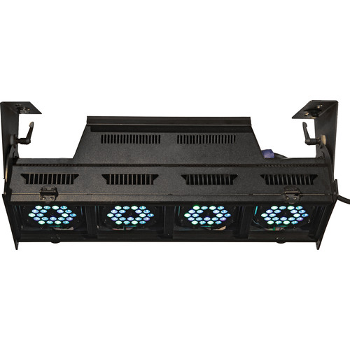 Altman Spectra 2' 200W LED StripLight with 3000K White LED Array (Black)