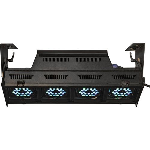 Altman Spectra 2' 200W LED StripLight with RGBA LED Array (Black)