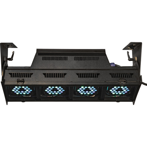 Altman Spectra 2' 200W LED StripLight with RGBA LED Array (Black)