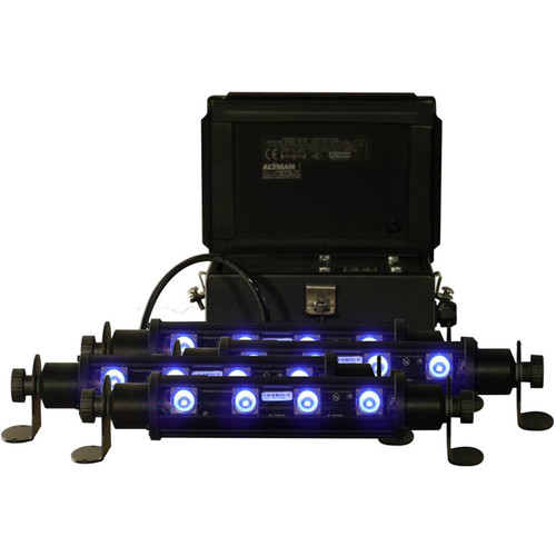Altman Spectra UV 40 LED Blacklight System (10°)