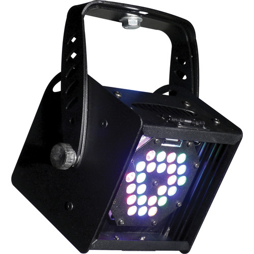 Altman Spectra Cube 50W 3000K White LED Light (Silver)