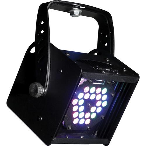 Altman Spectra Cube 50W RGBA LED Light (Black)