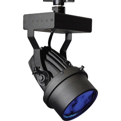 Altman IQ38 Spectra PAR 50W RBGA LED Light - Pipe Mount (Silver)