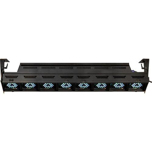 Altman Spectra Strip 4' 400W 6000K LED Striplight (Black)