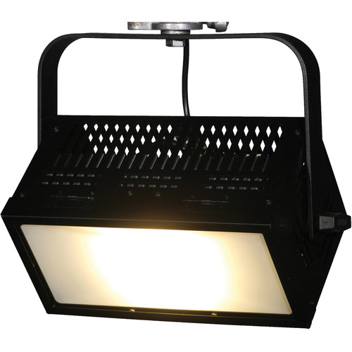 Altman 130W 3000K LED Worklight with Aircraft Cable (Black)
