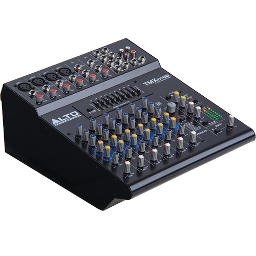 Alto EMPIRE TMX80DFX 8-Channel Powered Mixer with Effects