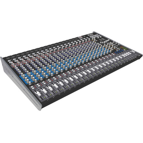 Alto Zephyr ZMX244FX USB 24-Channel Mixer with Effects & USB Interface