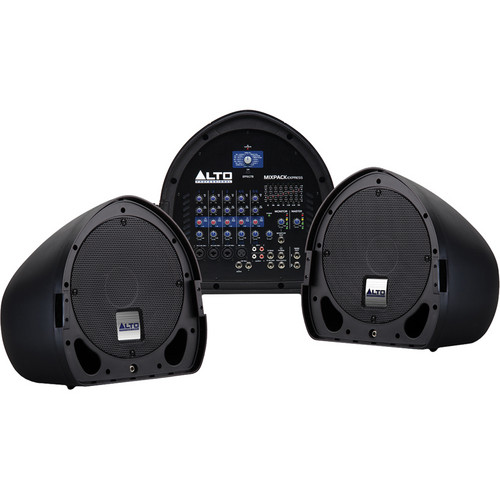 Alto MIXPACK Express Ultra-Portable Powered PA System (350W)