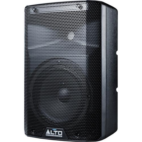 "Alto Professional TX208 8"" 2-Way 300W Powered Loudspeaker"