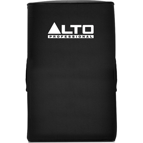 Alto SPKRCVR12 Slip-on Padded Speaker Cover for TRUESONIC TS112 & TS112A (Black)