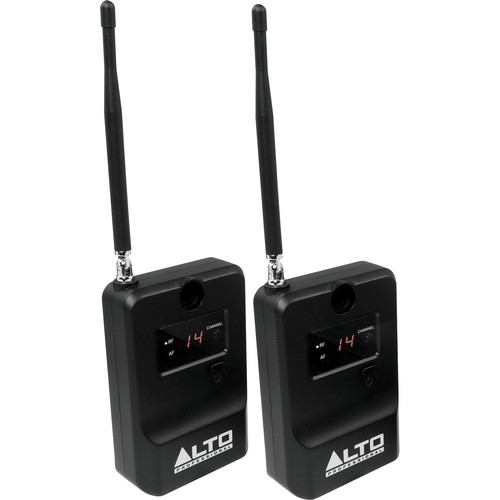 Alto Additional Stealth Wireless Receiver (Pack of 2)