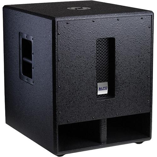 alto professional sxsub15 15 passive subwoofer sx sub15. Black Bedroom Furniture Sets. Home Design Ideas