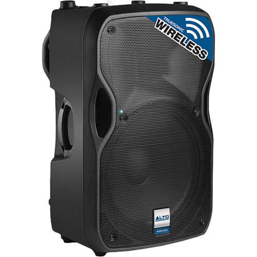 Alto Professional TS112W Active 800W 2-Way 12'' Loudspeaker with Wireless Connectivity