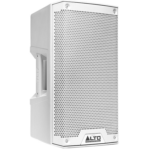"Alto Professional TS208 Truesonic 2 8"" 1100W Two-Way Powered Loudspeaker (White)"