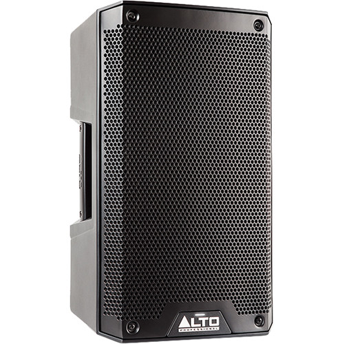 "Alto Professional TS208 Truesonic 2 8"" 1100W Two-Way Powered Loudspeaker (Black)"