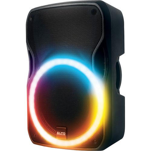 """Alto TSL115 15"""" 800W Active Loudspeaker with Built-in LED Lighting"""
