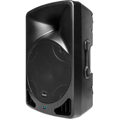 "Alto TX15USB 15"" 600W 2-Way Active Loudspeaker with USB Media Player"