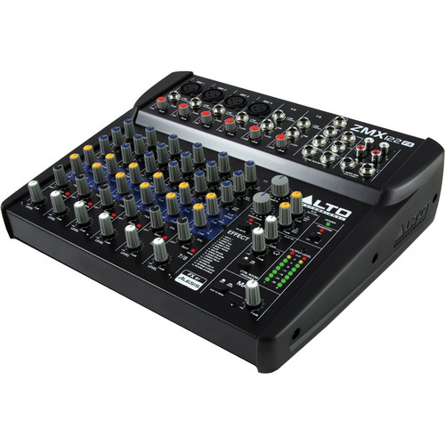 Alto Professional ZEPHYR ZMX122FX 8-Channel Mixer with Effects