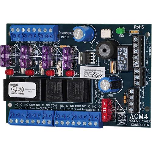 ALTRONIX 4-Output Access Power Controller