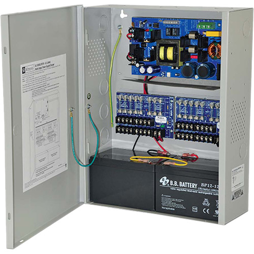ALTRONIX 16-Output Power Supply/Charger (24 VDC)