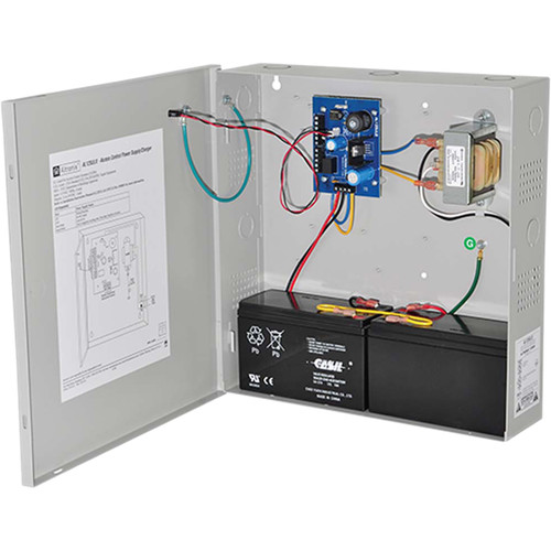 ALTRONIX AL125ULX 115VAC Power Supply/Charger for Access Control
