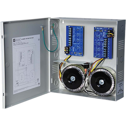 ALTRONIX 8-Output 16VAC/40A or 18VAC/36A Power Supply