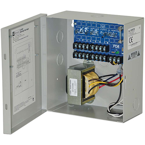 ALTRONIX 8-Output 16VAC/6A or 18VAC/5.5A Power Supply